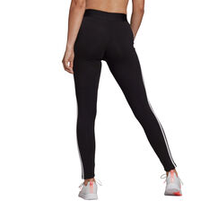 adidas Womens Loungewear Essentials 3-Stripes Tights, , rebel_hi-res