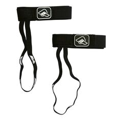 Raw Padded Fin Straps, , rebel_hi-res