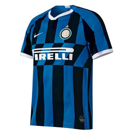 best service f485f fe3d0 Inter Milan 2019/20 Mens Home Jersey