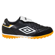 d8f3ec07b6d Umbro Specali Eternal Team Mens Touch and Turf Boots Black   White US 7