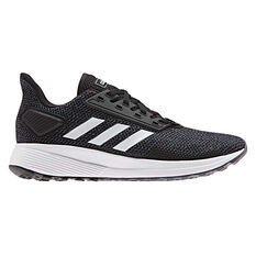 adidas Duramo 9 Womens Running Shoes Black / White US 6, Black / White, rebel_hi-res
