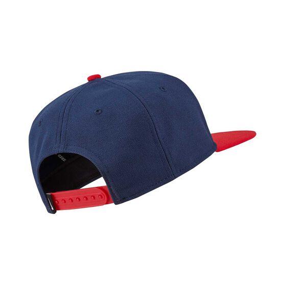 Nike Pro Boys Futura Cap Red / Navy OSFA, Red / Navy, rebel_hi-res