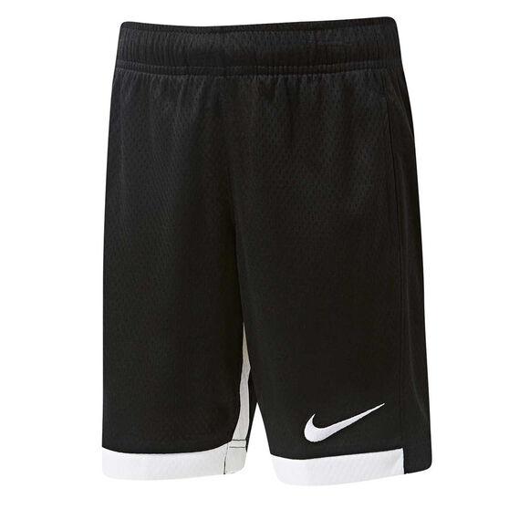 Nike Boys Trophy Shorts, Black, rebel_hi-res