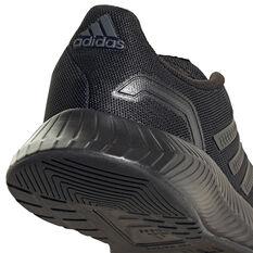 adidas Runfalcon 2.0 Kids Running Shoes, Black, rebel_hi-res
