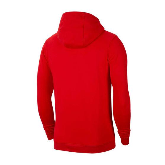 Nike Chicago Bulls Mens Club Logo Hoodie, Red, rebel_hi-res