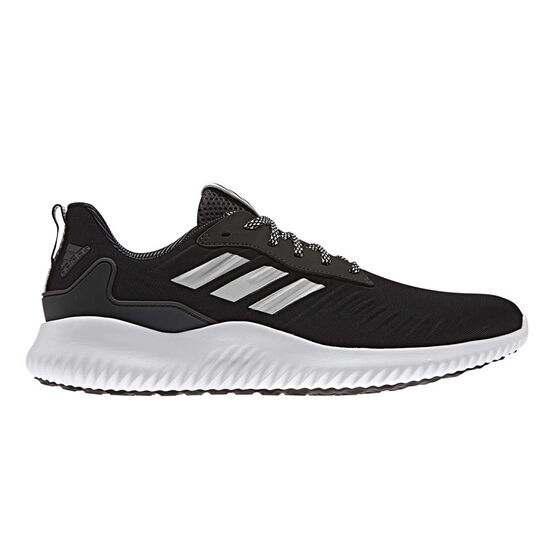 f72e3a600ca1 adidas Alphabounce RC Mens Running Shoes Black   White US 8.5 ...