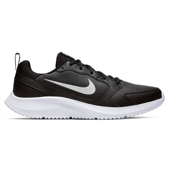 Nike Todos Mens Casual Shoes, Black/White, rebel_hi-res