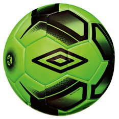 Umbro Neo Team Trainer Soccer Ball Green / Black 3, Green / Black, rebel_hi-res