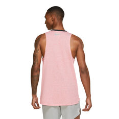 Nike Mens Rise 365 Future Fast Running Tank, Purple, rebel_hi-res