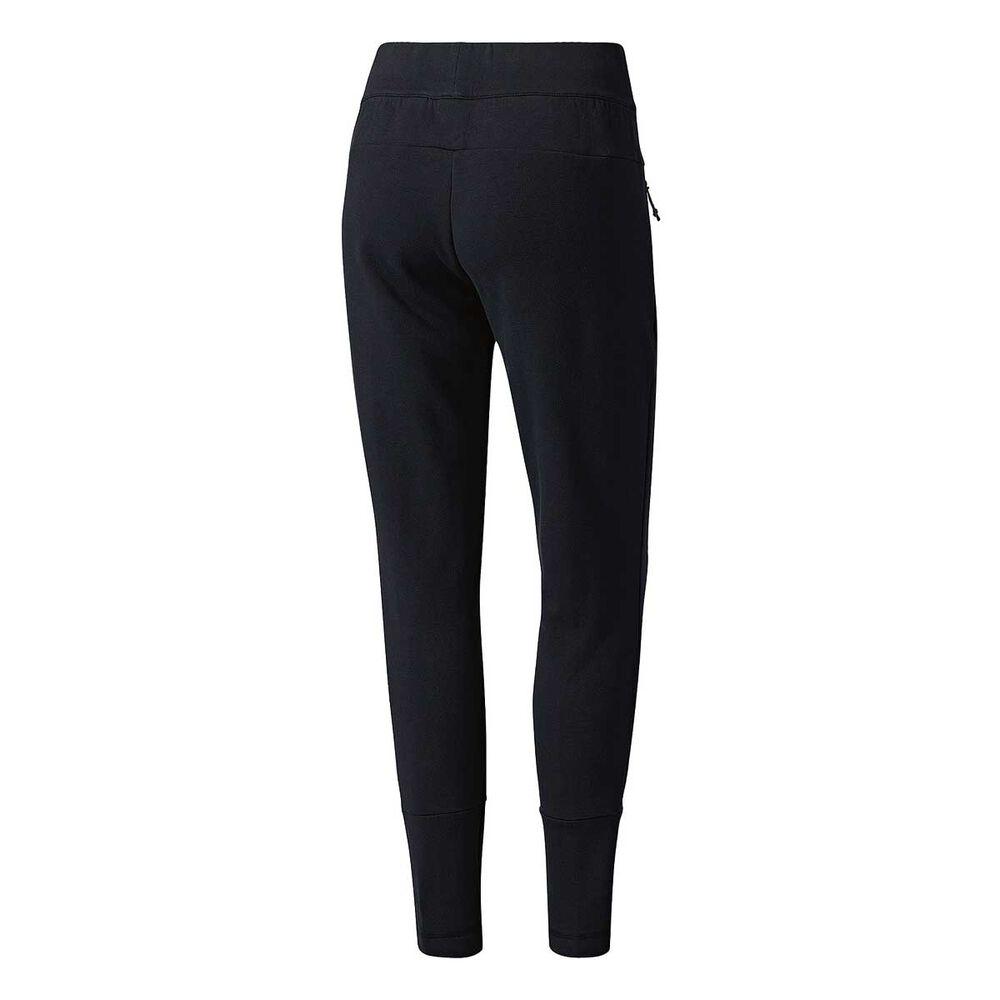 7f8b0978da1a adidas Womens Z.N.E. Slim Pants Black XS Adult