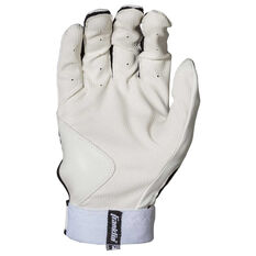 Franklin Digitek Batting Glove White L, White, rebel_hi-res