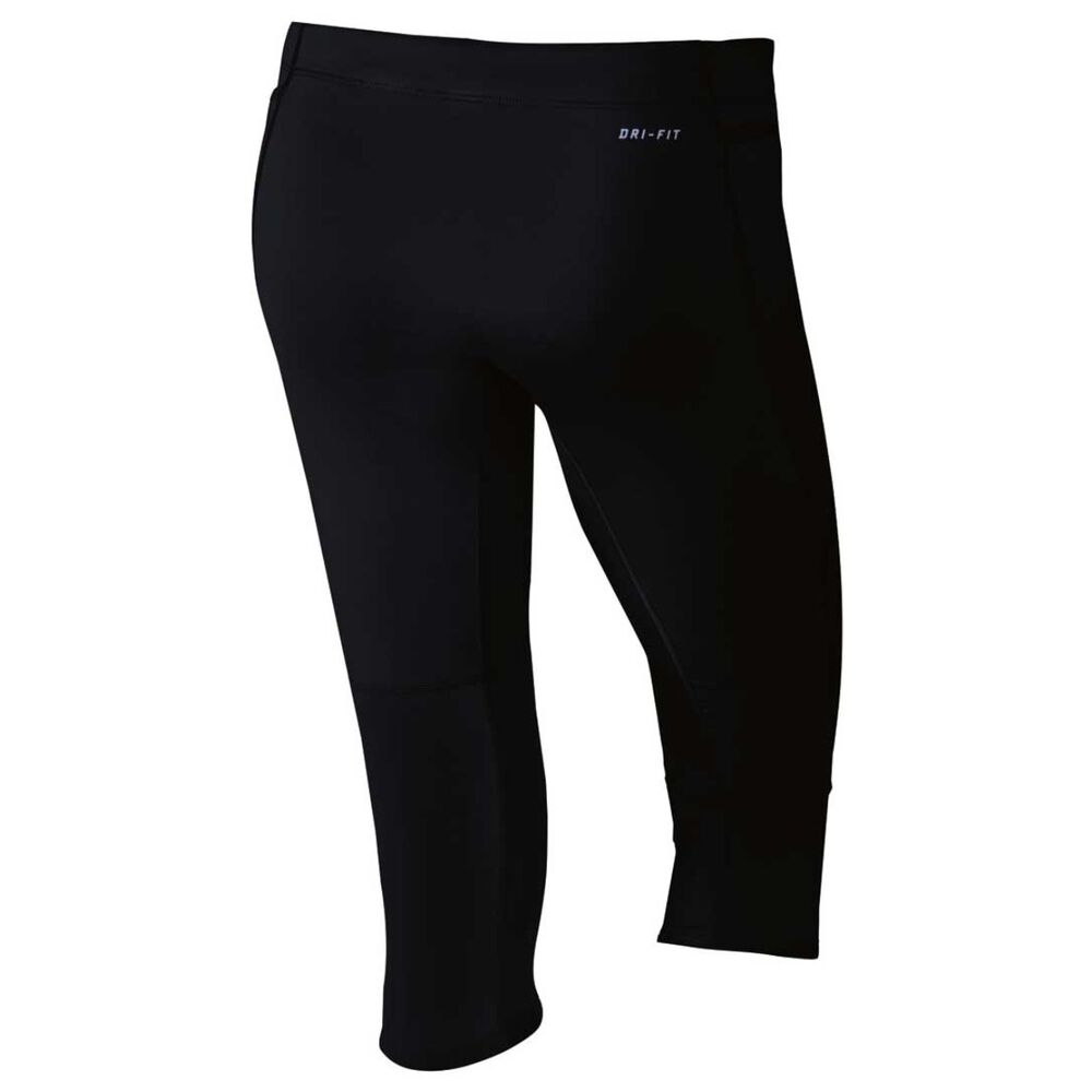 409efb157eacf Nike Womens Tech Capri Tights Black XS, Black, rebel_hi-res