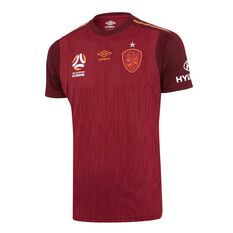 Brisbane Roar 2018 Mens Alternate Jersey, , rebel_hi-res