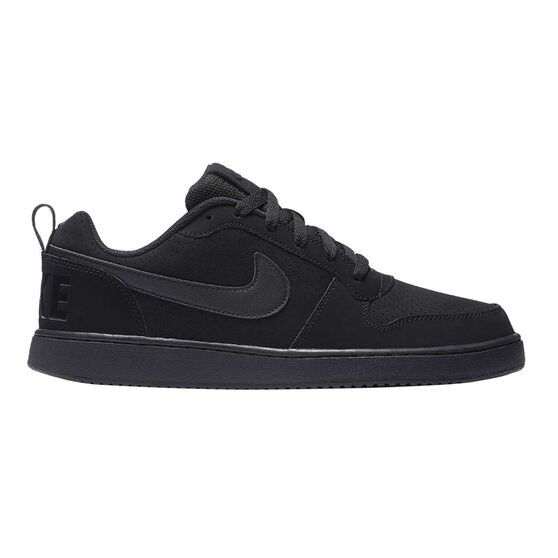 7010c9e7f44617 Nike Court Borough Low Mens Casual Shoes Black US 10