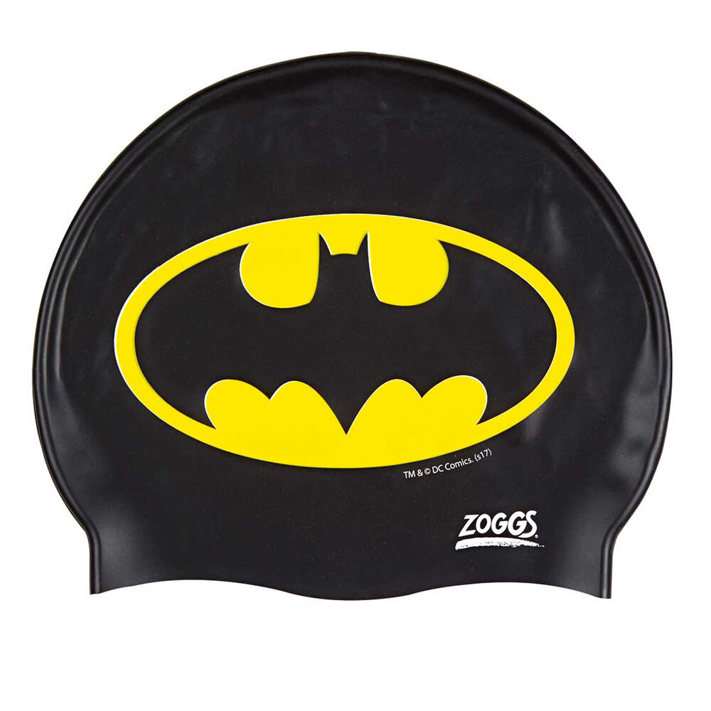 c58c4b81a355c Zoggs Batman Swim Cap | Rebel Sport