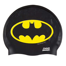 Zoggs Batman Swim Cap, , rebel_hi-res
