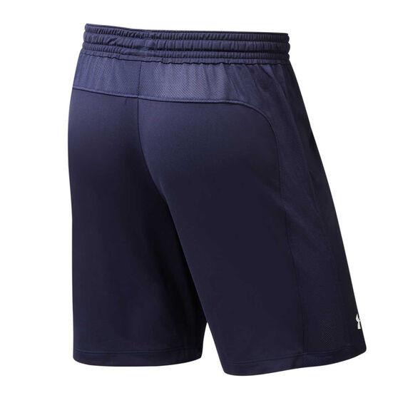 Sydney FC 2019/20 Mens Training Shorts, Navy, rebel_hi-res