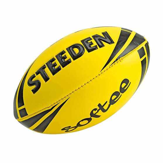 Steeden NRL Softee Rugby League Ball, , rebel_hi-res