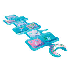 Wahu Mermaid Cove Inflatable Hopscotch Game, , rebel_hi-res