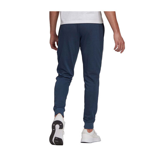 adidas Mens Essentials Logo Pants, Navy, rebel_hi-res