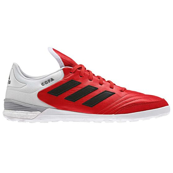 separation shoes 11256 13a2a adidas Copa Tango 17 Mens Indoor Soccer Shoes Red  Black US 7 Adult, Red