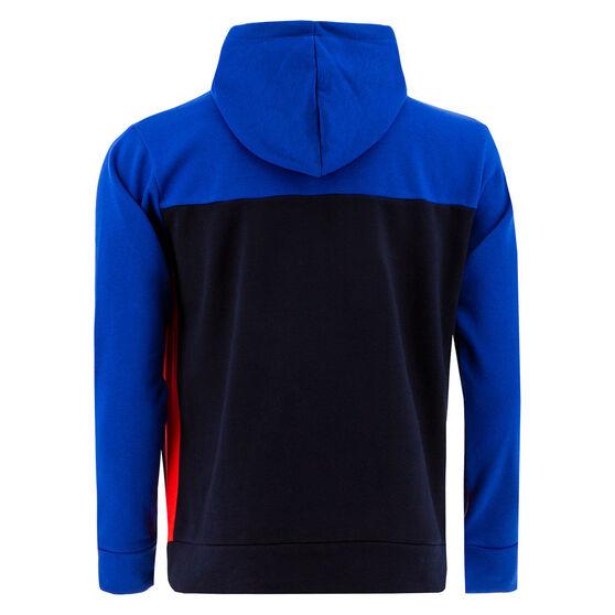 Newcastle Knights 2021 Mens Hoodie Navy/Blue L, Navy/Blue, rebel_hi-res