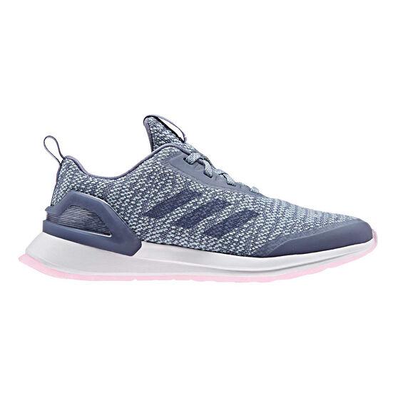 adidas Rapidarun Knit Kids Training Shoes, , rebel_hi-res