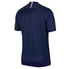 Tottenham Hotspur FC 2019 / 20 Mens Away Jersey Navy / Purple S, Navy / Purple, rebel_hi-res