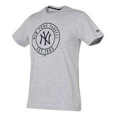 New York Yankees Mens Wheel Tee, , rebel_hi-res