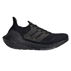 adidas Ultraboost 21 Kids Running Shoes Black US 4, Black, rebel_hi-res