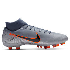db7834a88 ... Nike Mercurial Superfly VI Academy Football Boots Blue   Black US Mens  6   Womens 7.5