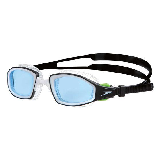 Speedo Futura Biofuse Pro Swim Goggles Black, , rebel_hi-res