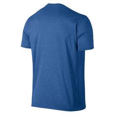 Nike Mens Dri-FIT Legend Training Tee Blue XS, Blue, rebel_hi-res