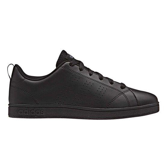 new arrival 04680 7ab89 adidas VS Advantage Clean Kids Casual Shoes Black US 11, Black, rebel_hi-res