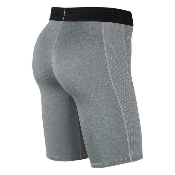 Nike Power Mens Shorts Grey S, Grey, rebel_hi-res