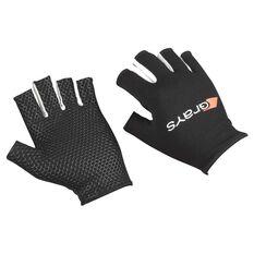 Grays Skinfit Hockey Gloves Black XS, Black, rebel_hi-res