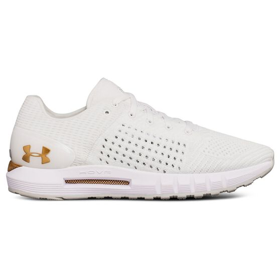b9fb00e0f3e Under Armour HOVR Sonic Womens Running Shoes White US 7.5, White,  rebel_hi-res