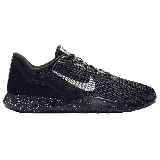 125fd91fc53c Nike Flex Trainer 7 Premium Womens Training Shoes Black US 8
