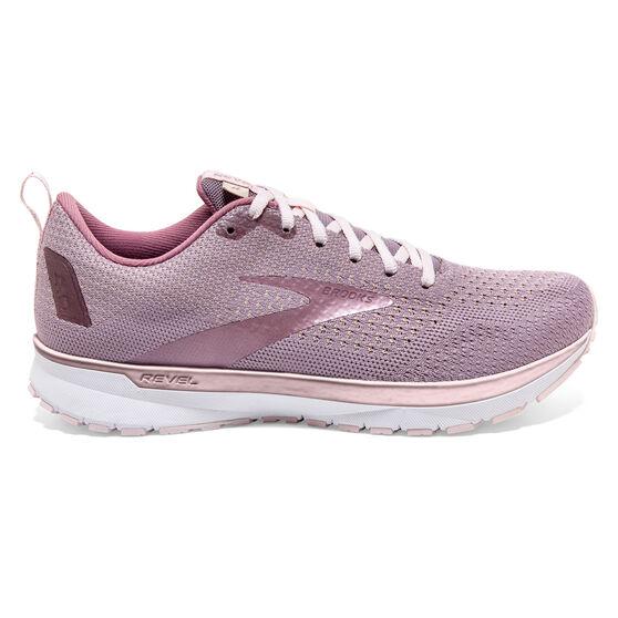 Brooks Revel 4 Womens Running Shoes, , rebel_hi-res