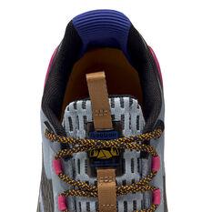 Reebok Nano X1 Adventure Womens Training Shoes, Grey/Pink, rebel_hi-res