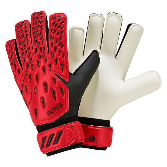 adidas Predator Training Goalkeeping Gloves, Red, rebel_hi-res