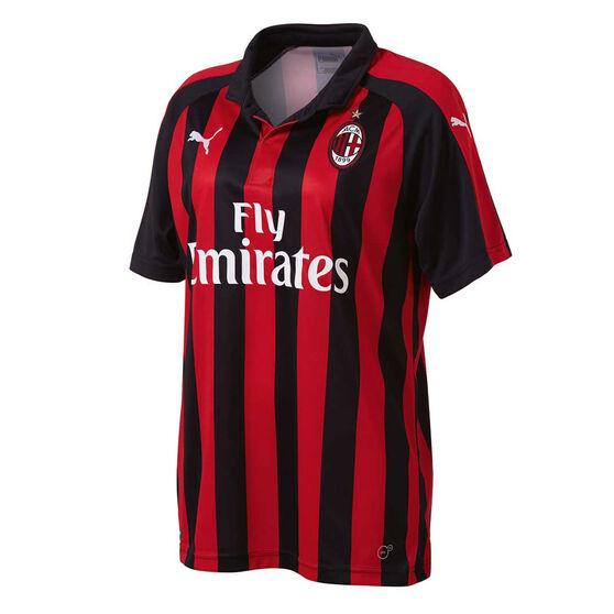 AC Milan 2018 / 19 Mens Home Jersey, , rebel_hi-res