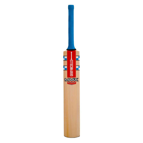 Gray Nicolls MAAX Strike Blue Junior Cricket Bat, Blue, rebel_hi-res