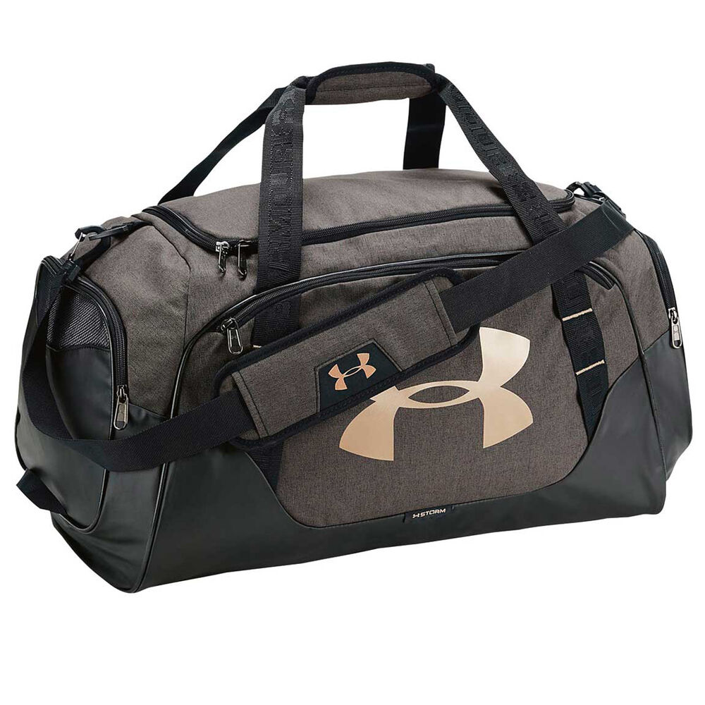 633c358aa06 Under Armour Undeniable 3.0 Duffle Bag Black   gold