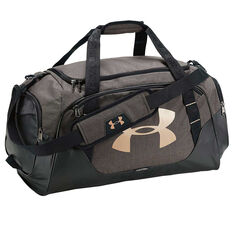 Under Armour Undeniable 3.0 Duffle Bag Black / gold, , rebel_hi-res