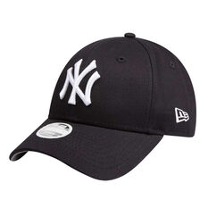 New York Yankees Womens New Era 9FORTY Cap, , rebel_hi-res