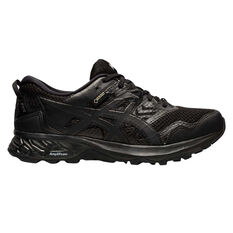 Asics GEL Sonoma 5 G-TX Womens Trail Runnning Shoes Black US 6, Black, rebel_hi-res