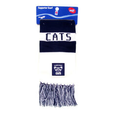 Geelong Cats Bar Scarf, , rebel_hi-res