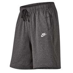 Nike Mens Jersey Club Shorts Grey XS, Grey, rebel_hi-res
