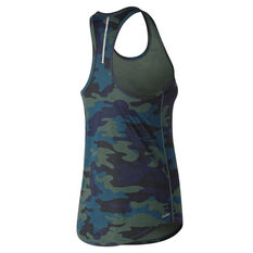 New Balance Printed Accelerate V2 Tank Camo XS, Camo, rebel_hi-res